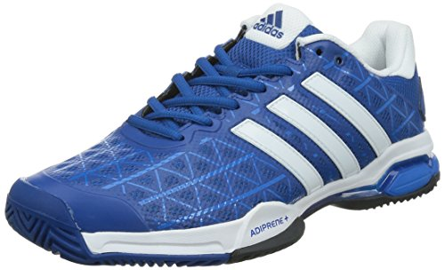 adidas Performance Herren Barricade Club Tennisschuhe Blau (Eqt Blue S16/Ftwr White/Shock Blue S16)
