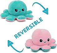 KAPTIUM Pulpo Reversible Prime, Pulpito Reversible, Pulpo Peluche Reversible, Pulpos Reversibles Peluche, Pulp