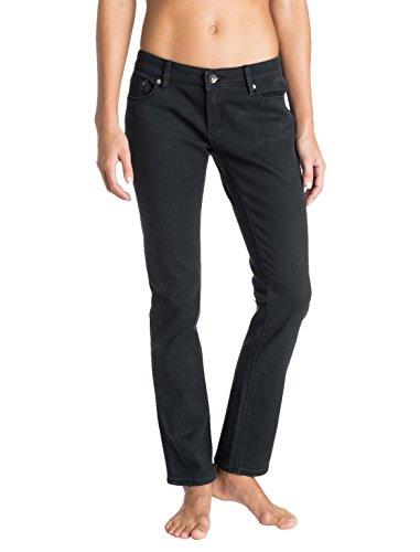 Roxy Damen Denim Pant Suntrippers True Black, 30 True Black Jeans