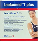 LEUKOMED T PLUS MED Ster 8 x 10