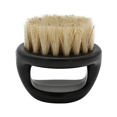 pinsel Beste Rosshaar Rasur Holzgriff Rasiermesser Barber Tool Multifunktionale Professionelles Concealer Schminkpinsel Kosmetikpinsel Gesichtspinsel Make-Up Werkzeug ()