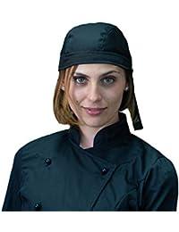 Amazon.it  bandana da cuoco  Abbigliamento 6d617777d575
