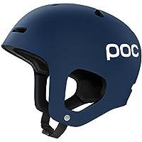 POC Auric - Casco de esquí unisex adulto, color Azul (Lead Blue), talla M-L/55-58