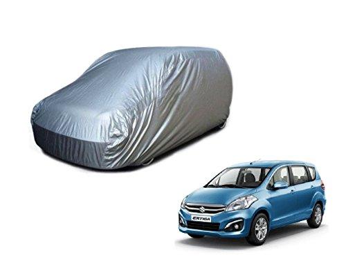 Auto Hub Silver Matty Waterproof Car Body Cover For Maruti Suzuki Ertiga  available at amazon for Rs.949