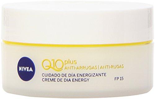 Nivea - Q10 Plus Anti-Arrugas - Crema para cuidado de día energizante - 50 ml