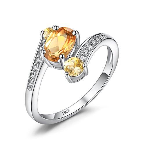 JewelryPalace 1ct piedras preciosas de las mujeres...