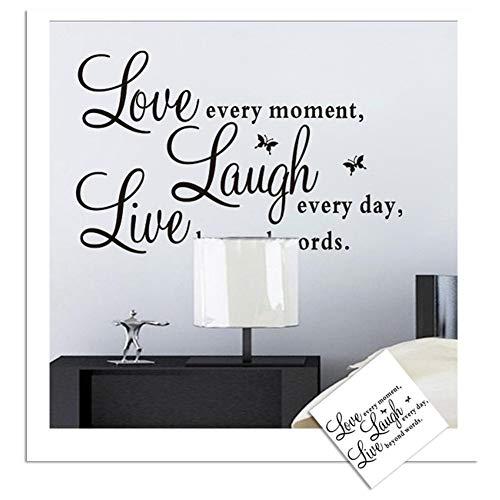 Wandtattoos &Wandbilder Ebay Live Laugh Wandaufkleber 50 * 70Cm Ebay Flower Girl