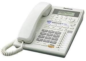 Panasonic Two Line KX-TS3282BX Corded Phone (White)