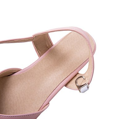 RTRY Donna Sandali Primavera Estate Slingback D' Orsay & In Due Pezzi Comfort Suole Di Luce In Similpelle Ufficio Outdoor & Carriera Dr US8 / EU39 / UK6 / CN39