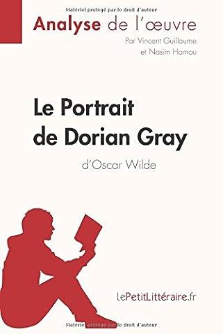 Le Portrait de Dorian Gray d'Oscar Wilde (Analyse de l'oeuvre):