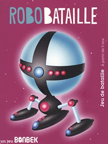 Robot bataille