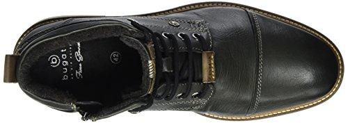 Bugatti Herren 311377331000 Klassische Stiefel Schwarz (Schwarz 1000)