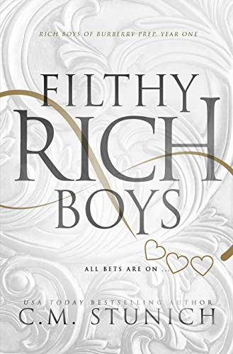 Filthy Rich Boys: A High School Bully Romance (Rich Boys of Burberry Prep Book 1) (English Edition) -