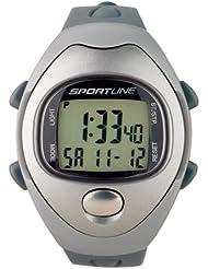 Sportline Solo 910 Montre cardiofréquencemètre Gris