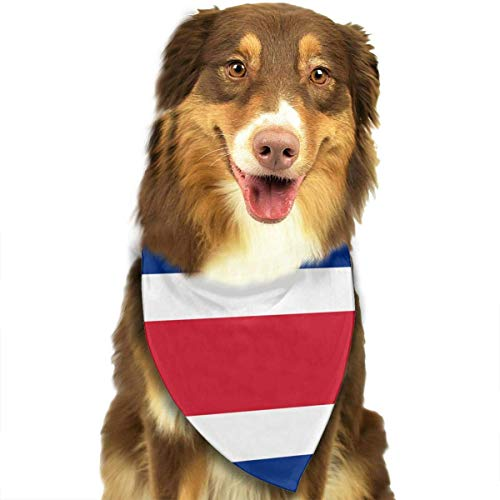 Kostüm Kegeln Girl - Pet Scarf Thailand's National Flag Dog Bandana Collars Dog Bandana Bibs Head Scarf Accessories