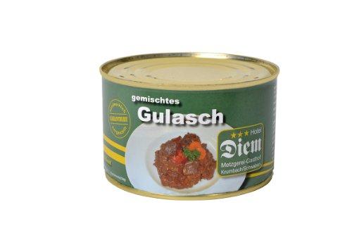 Diem Gulasch gemischt Dose 400g