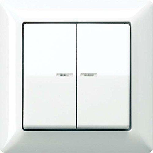 Preisvergleich Produktbild Jung AS590-5KO5WW Wippe für Serienschalter KO
