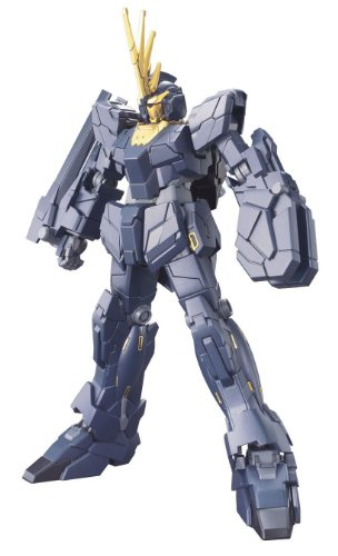 Unicorn Roboter Gundam (RX-0 Unicorn Gundam 02 Banshee Unicorn Mode GUNPLA HGUC High Grade 1/144)