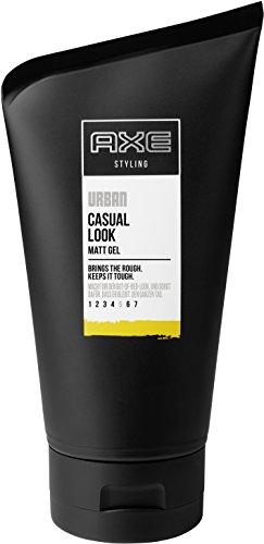 Axe Haarstyling Haargel für Männer Casual Look Urban, 3er Pack (3 x 125 ml) -