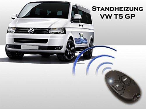 Standheizung Für Fahrzeuge mit - Climatronic -