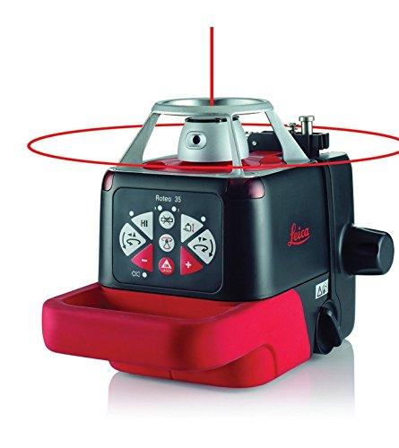 Leica disto 798056 - Nivel laser roteo 35g giratorio automático verde