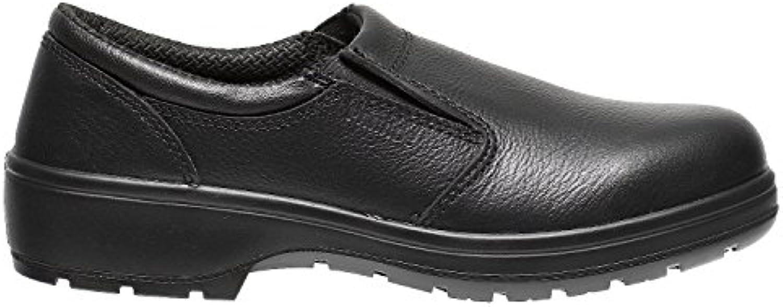 Parade 07diane * 87 64 zapato de seguridad bajo negro, negro, 07DIANE*87 64 PT41