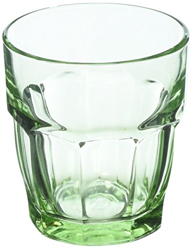 Bormioli Rock Bar Lounge Glas Set 6 grün -