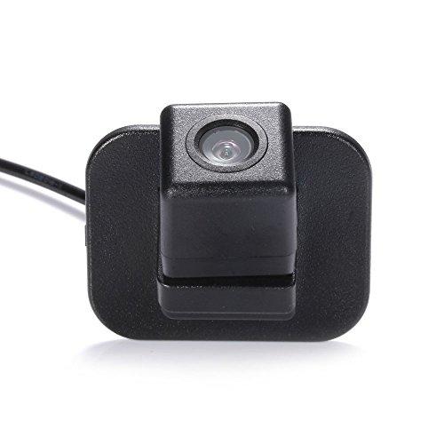 HDMEU Rückfahrkamera für CX-3 2016 / Einparkhilfe Sensorsystem Set | Autokamera Rückfahrhilfe | 4,3