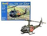 Revell - 4444 - Maquette - Bell Uh-1D Luftwaffe/Heer - Echelle 1:72