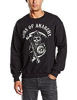 Coole-Fun-T-Shirts Herren Sweatshirt FT Sons Of Anarchy Redwood Vintage Samcro