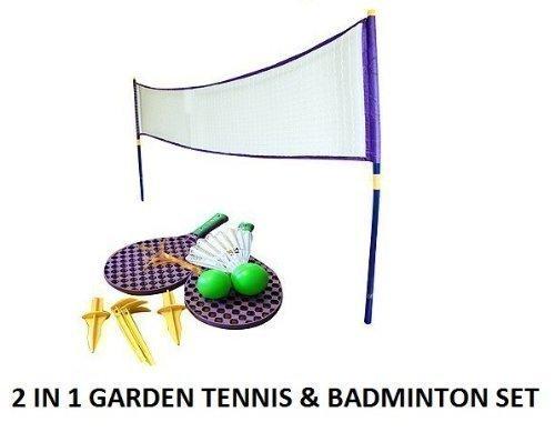kingfisher-familien-super-multi-garten-sport-set-tennis-badminton-netz-federball-soft-ball-2-spieler