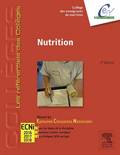 Nutrition: Russir les ECNi
