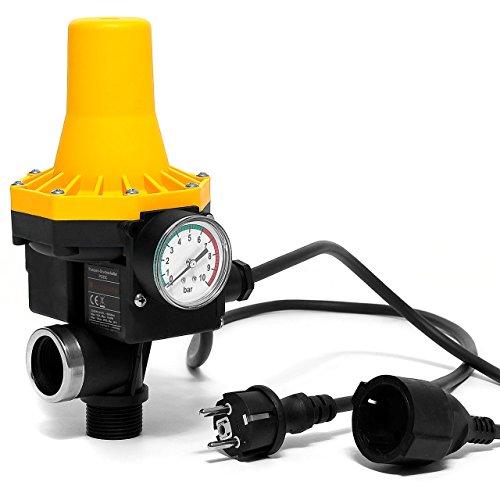 Rotfuchs® PC03.C mit Kabel Druckschalter Pumpensteuerung Pumpenschalter
