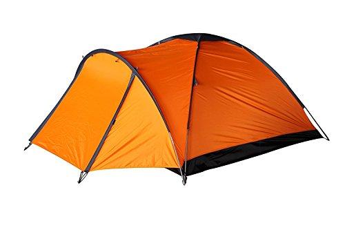 Star Home orange Zelt Rucksackreisen Zelt Outdoor Camping Wandern Zelten für 2Personen Sun Shelter leicht Strand Zelte Sonne Schatten Zelte Familie Zelt Automatische Zelte für Outdoor activties Tourismus. Größe: Alpen Bergsteigen Zelt 2