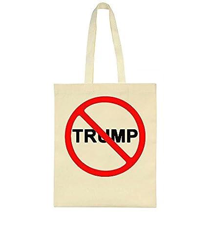 No Trump Square Toile Sac Fourre-tout Tote Bag