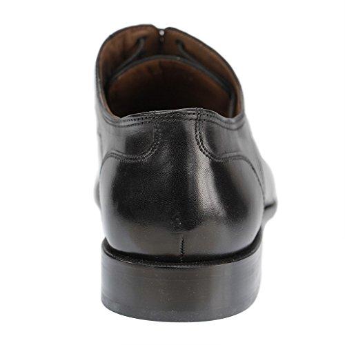Manz Essex 113033-12, Chaussures à lacets homme Schwarz