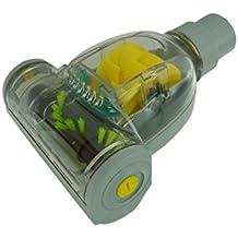 Mini Turbo-Cepillo para aspirador giratoria