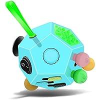 Kette Hand Spinner Schlüsselanhänger sensorische Spielsachen Stress lindern ADHS