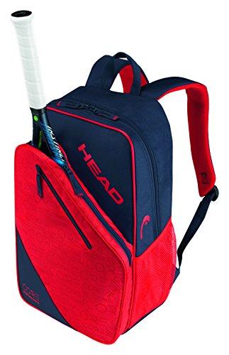 Head Core Unisex Rucksack Tennistasche, Einheitsgröße, Blau, Einheitsgröße