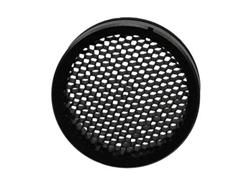 Killflash für Begadi 4x Magnifier, gefertigt aus Metall - schwarz