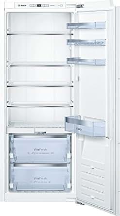 Bosch KIF51AF30 Serie 8 Mini-Kühlschrank / A++ / 139,7 cm Höhe / 124 kWh/Jahr / 222 L Kühlteil / LED Beleuchtung
