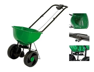 Siena Garden 588932 Streuwagen 15l, Einhand Streumengenkontrolle