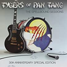 TYGERS OF PAN TANG, The spellbound sessions - Mini-LP
