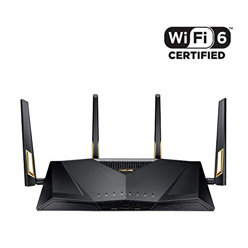 ASUS RT-AX88U - Router Gaming AX6000 Doble
