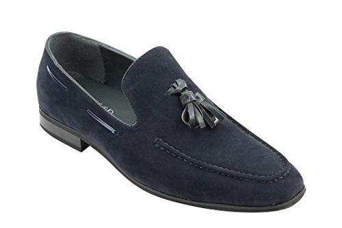 Xposed - Mocassini Uomo Blue
