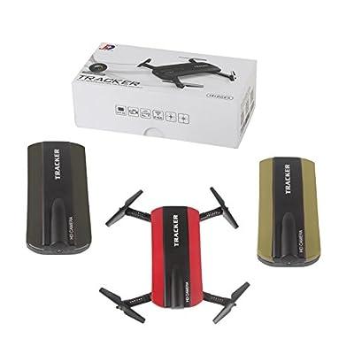 Zantec Quadcopter Mini Foldable RC Quadcopter 2.4GHz Drone Mobile Gyroscope WIFI Control UAV Model Airplane