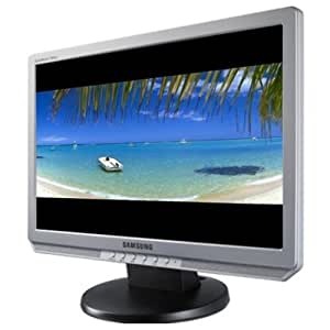 """Samsung SyncMaster 920LM Ecran PC LCD 19"""" 5 ms VGA Noir et Argent"""