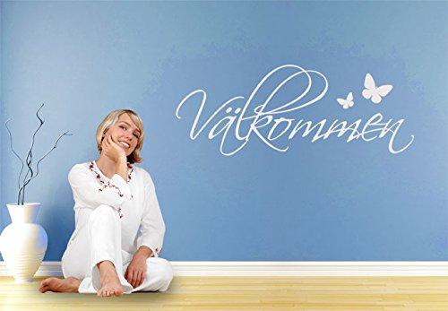 Yekoyy Wandaufkleber mit Zitaten aus Vinyl, Motiv Familie, Heimdekoration 39x14.8 inch