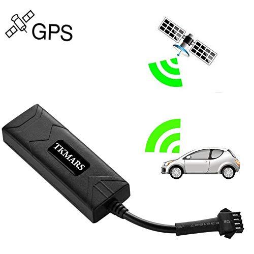 Hangang Rastreador GPS para Coche en Tiempo Real con GPS antirrobo, rastreador...