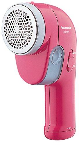 Panasonic er857p-p Elektrischer Rasierapparat Flusen Entferner Fussel Rasierer, Kleidung Pink